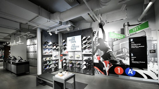 Foot Locker, Nike open tech-enhanced 'Power Store' in NYC