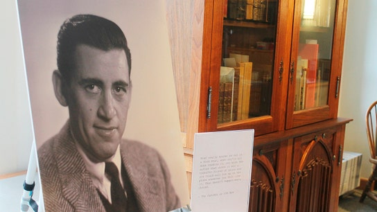 JD Salinger's books will go digital for first time, publisher says