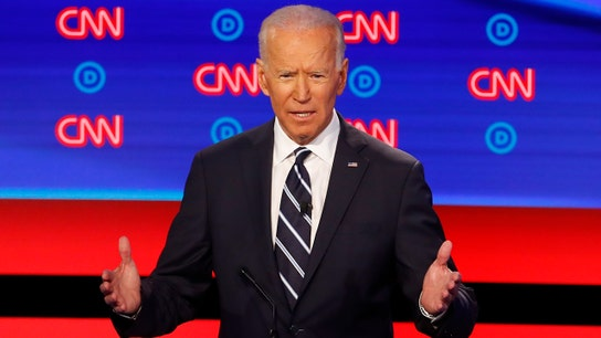 Joe Biden dazed and confused at Dem debate?