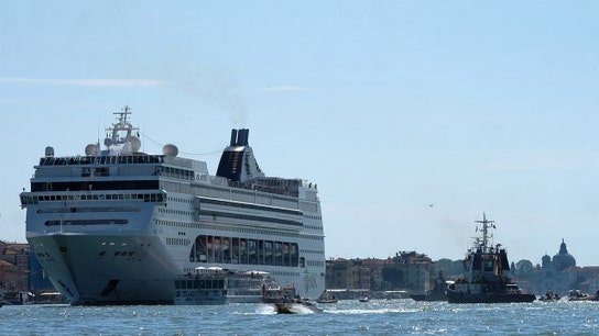 Venice cruise ship crash prompts rerouting from city center: Report