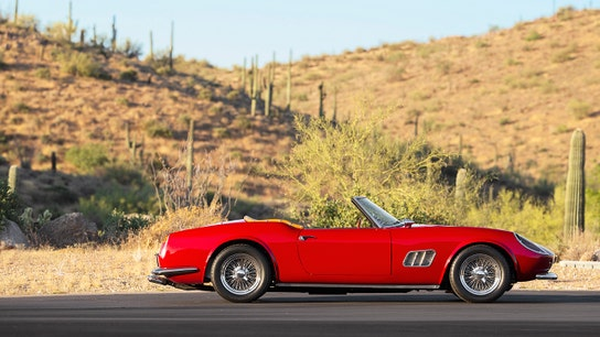 'Ferris Bueller's Day Off' Ferrari replica is up for auction if you're looking for a joyride