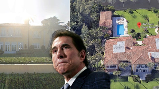 Steve Wynn snaps up $43 million Florida mansion