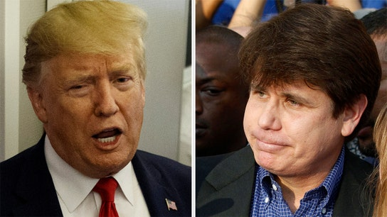 Rod Blagojevich pardon is under review over 'severe' sentence, President Trump tweets