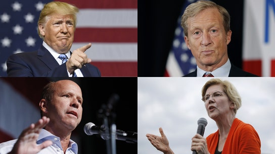 WEALTH REPORT UNCOVERS FINANCIAL SURPRISES ABOUT 2020 PRESIDENTIAL CANDIDATES