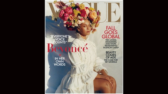 Beyonce's Vogue portrait acquired by Washington's National Portrait Gallery