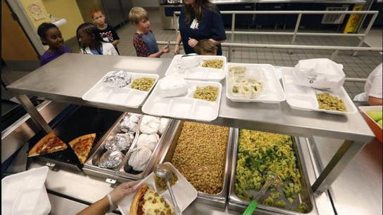 Food Fight: How school cafeterias are hit by trade disputes