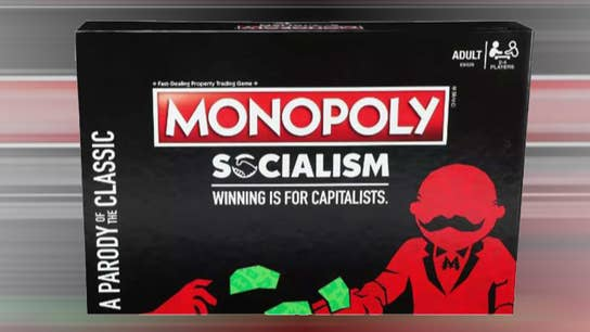 Monopoly Socialism board game waters down game's true mission -- and upset people on Twitter