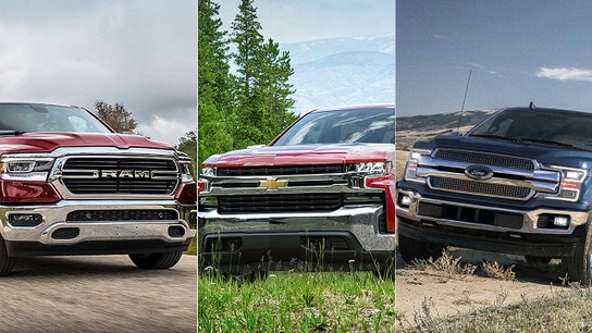 Americans loving trucks as US economy hums along