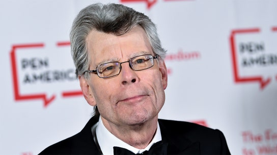 Stephen King, one of the richest authors, still out to scare you