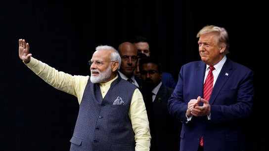 Trump touts US-India investments, energy deals in massive Houston rally