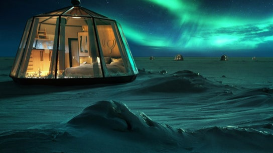 $100K TO STAY IN AN IGLOO: WOULD YOU DO IT?