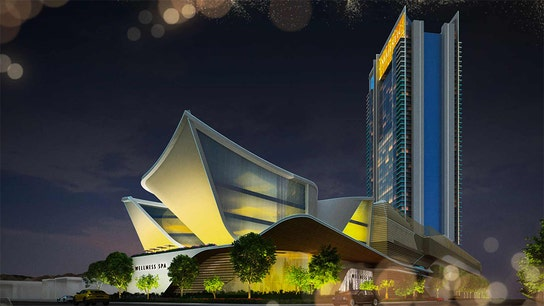Las Vegas non-gaming hotel to target health-minded crowd