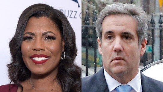 Omarosa 'coaching' jailed ex-Trump lawyer Michael Cohen: Report