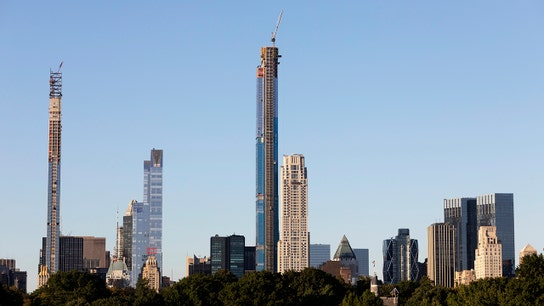 Central Park Tower, NYC's tallest residential building, to enter crowded luxury market when it opens