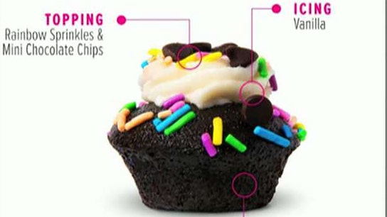 Miniature vegan cupcakes could take nation by storm