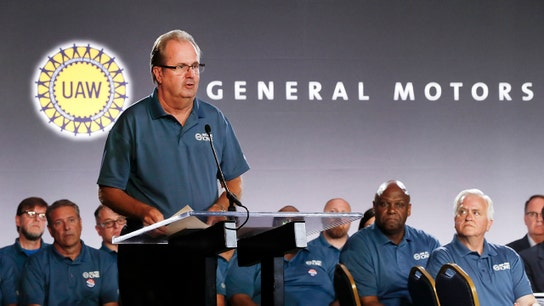 UAW president is unnamed co-conspirator in corruption probe: Report