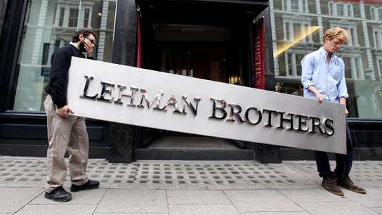 Key points in the financial crisis, 11 years after Lehman's failure