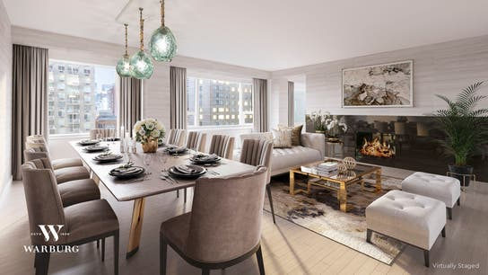 OxyContin heirs find buyer for $6.5M Manhattan condo—take a look inside