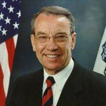 Sen. Chuck Grassley