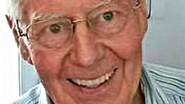 Robert Whitwell, 81, was stabbed to death in his home.