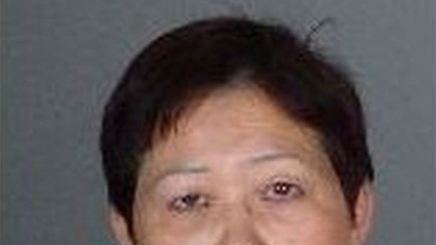 Helen Law was arrested for allegedly leaving a 6-year-old boy in a hot van.