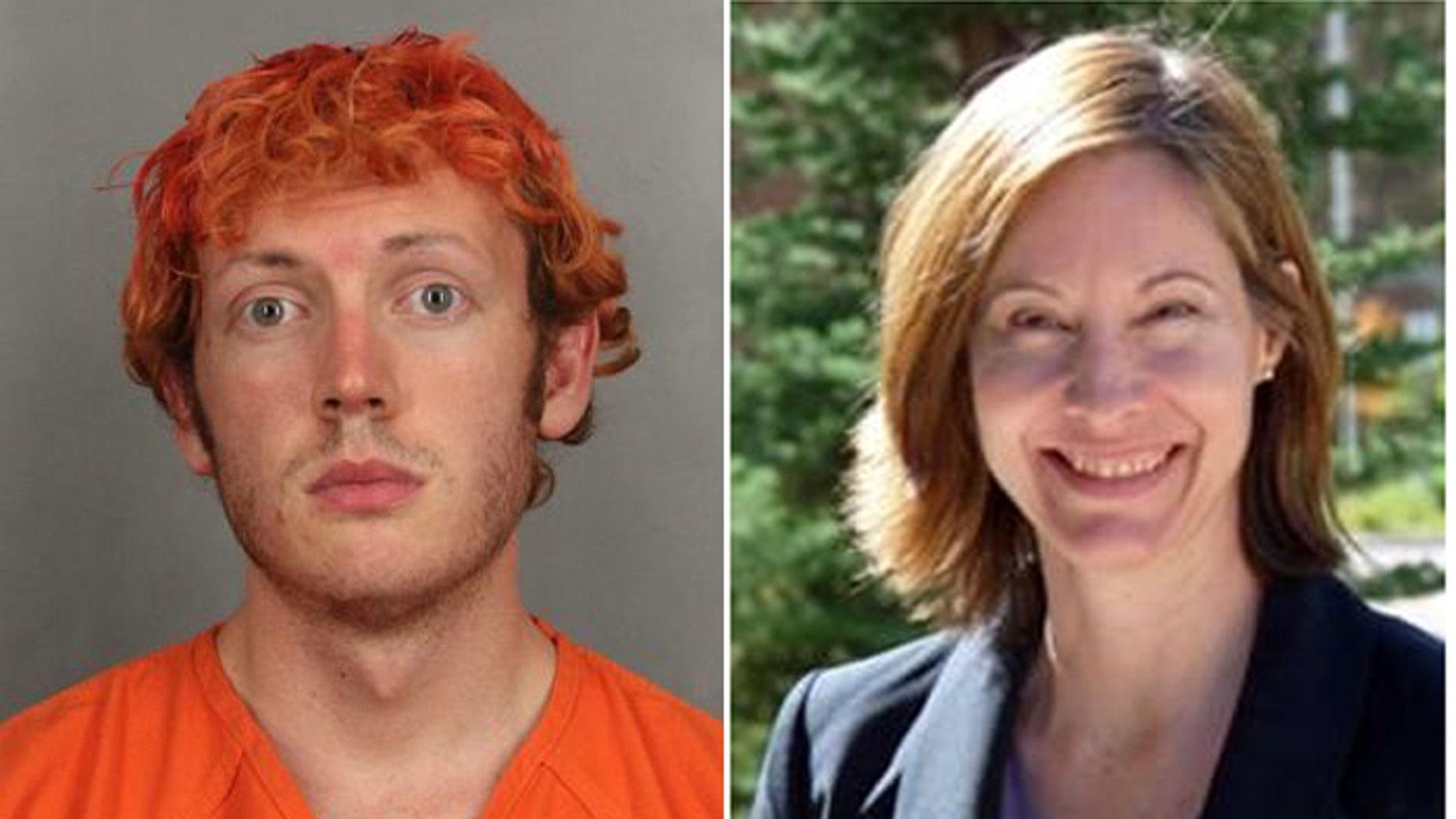 Psychiatrist Lynne Fenton was treating Colorado movie massacre suspect James Holmes.