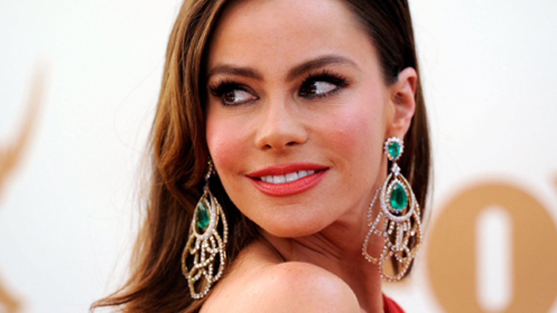 LOS ANGELES, CA - SEPTEMBER 18:  Actress Sofia Vergara arrives at the 63rd Annual Primetime Emmy Awards held at Nokia Theatre L.A. LIVE on September 18, 2011 in Los Angeles, California.  (Photo by Frazer Harrison/Getty Images)
