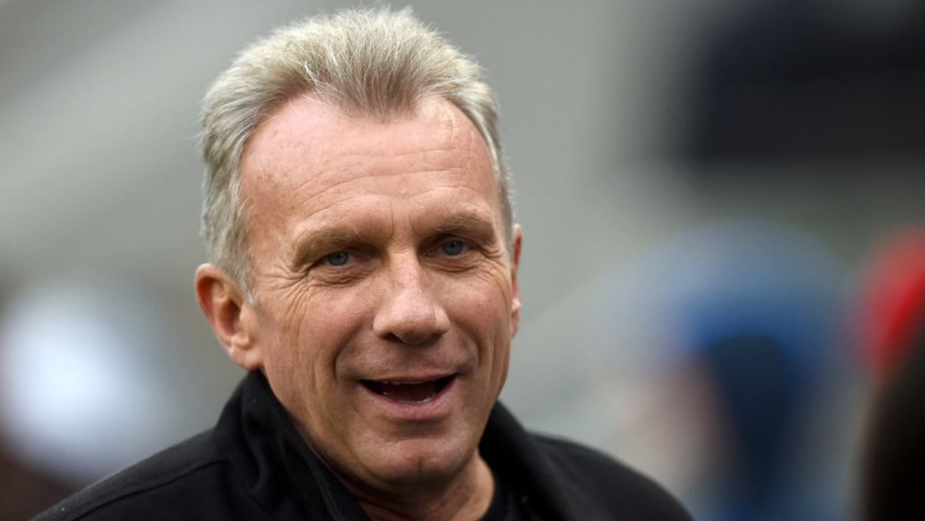 SANTA CLARA, CA - DECEMBER 20: Former San Francisco 49ers quarterback Joe Montana looks on from the sidelines during the NFL game between the San Francisco 49ers and the Cincinnati Bengals at Levi's Stadium on December 20, 2015 in Santa Clara, California. (Photo by Thearon W. Henderson/Getty Images)
