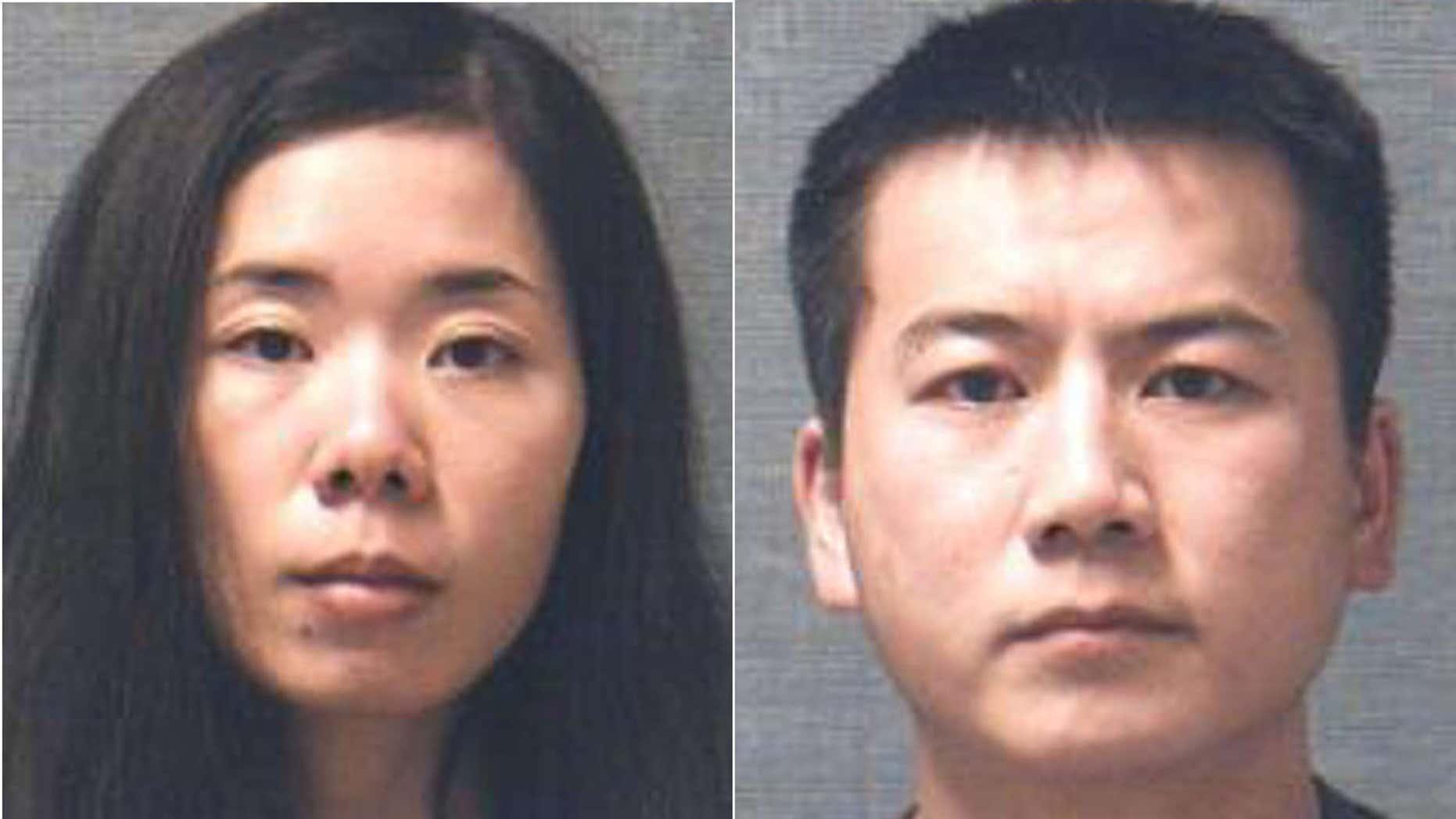 Mingming Chen and Liang Zhao.