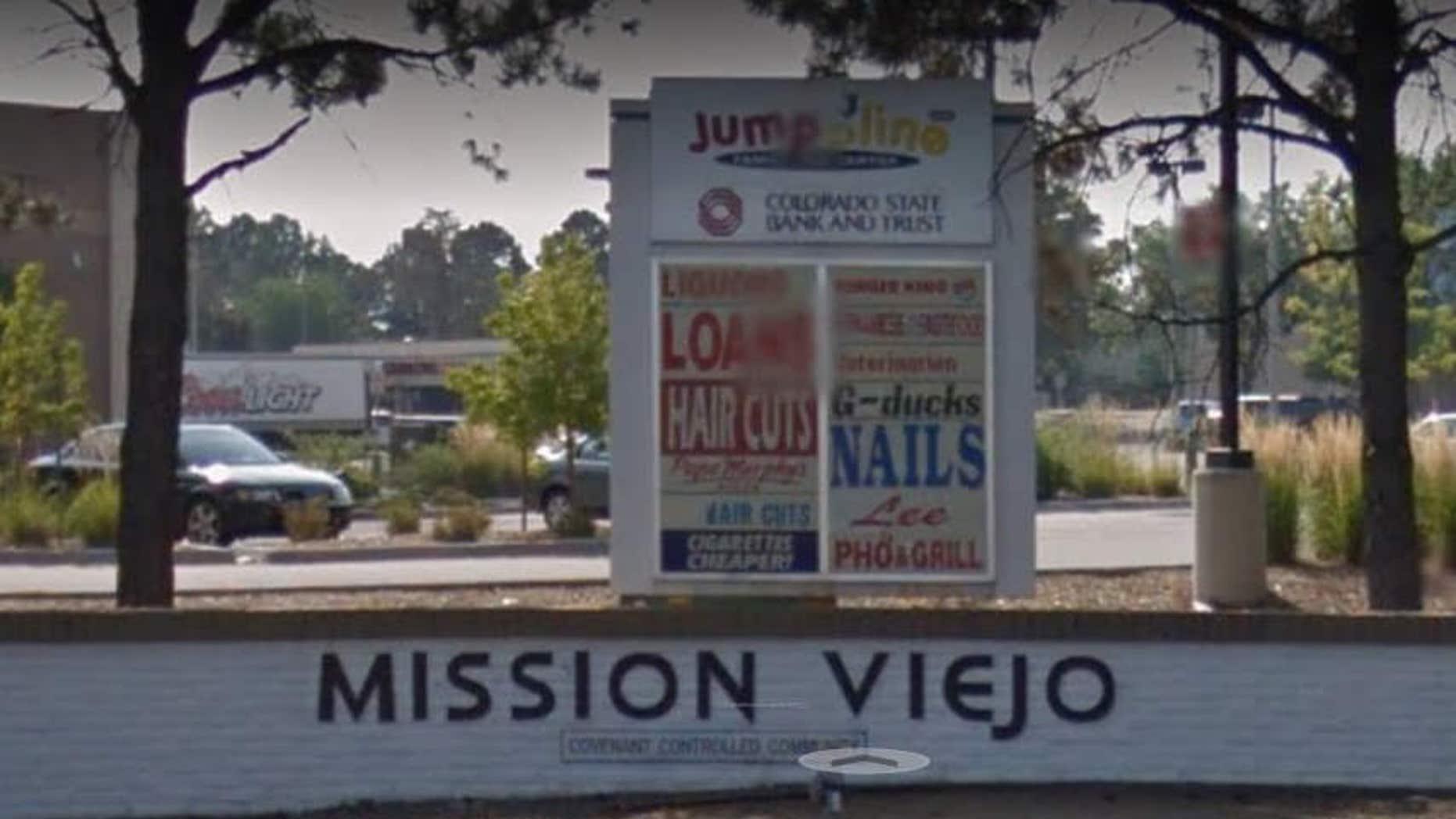 Mission Viejo Plaza Shopping Center