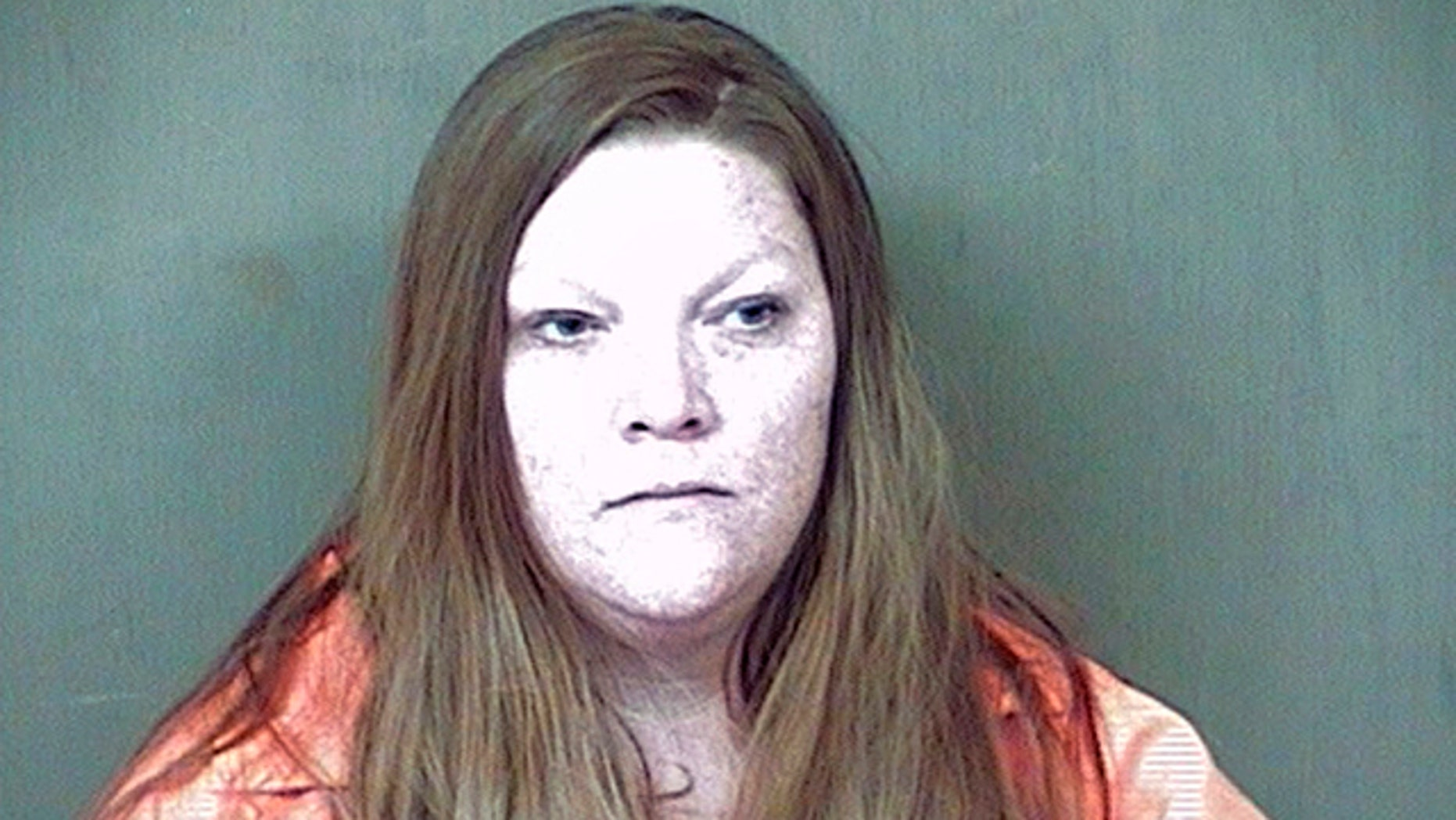 This undated photo provided by the Hancock County Sheriff's Department on Thursday, Jan. 13, 2011, shows Brandi Favre.