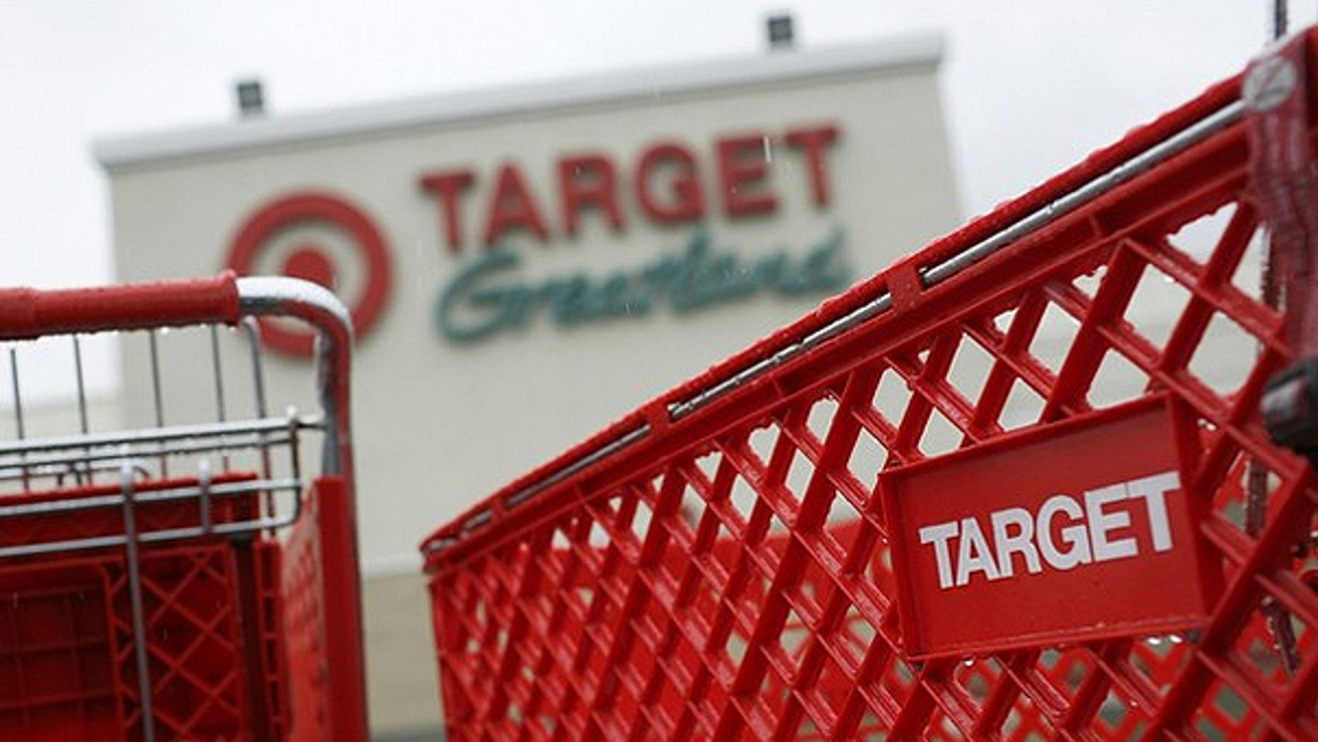 Feb. 23, 2010: A Target retail store is shown in Daly City, California.
