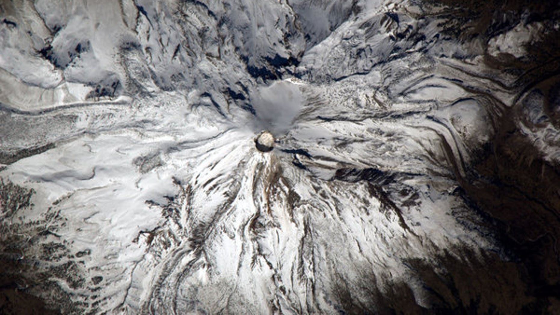 The highest mountain in Mexico.