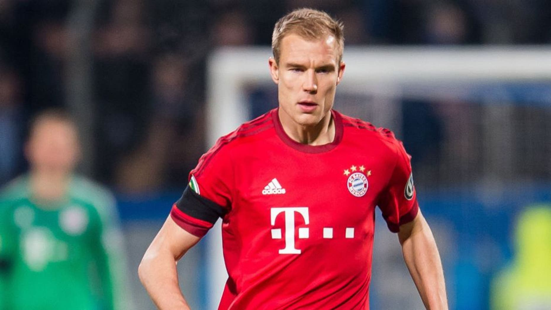 Holger Badstuber of Bayern Munich during the Bundesliga match between VfL Bochum and Bayern Munich on February 4, 2016 at the RewirpowerSTADION in Bochum, Germany.(Photo by VI Images via Getty Images)