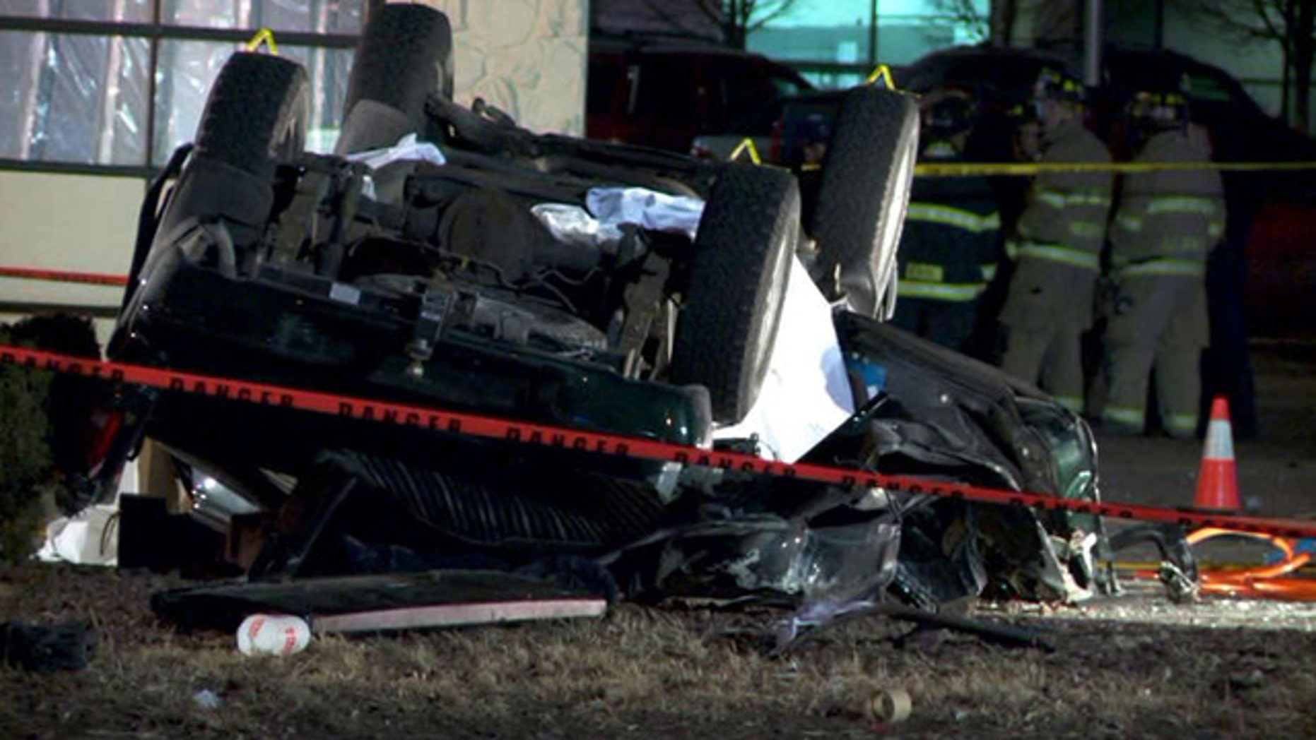 A police spokesman said investigators are trying to determine what led to the crash. Names of the dead and injured were not immediately released. (MyFoxColorado.com)