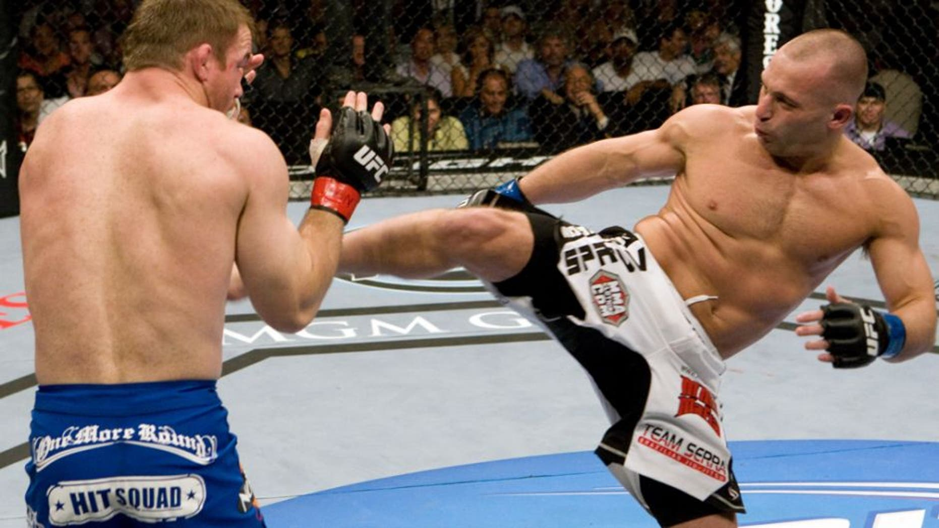 Matt Serra on fighting Matt Hughes again: 'Let's do it!'