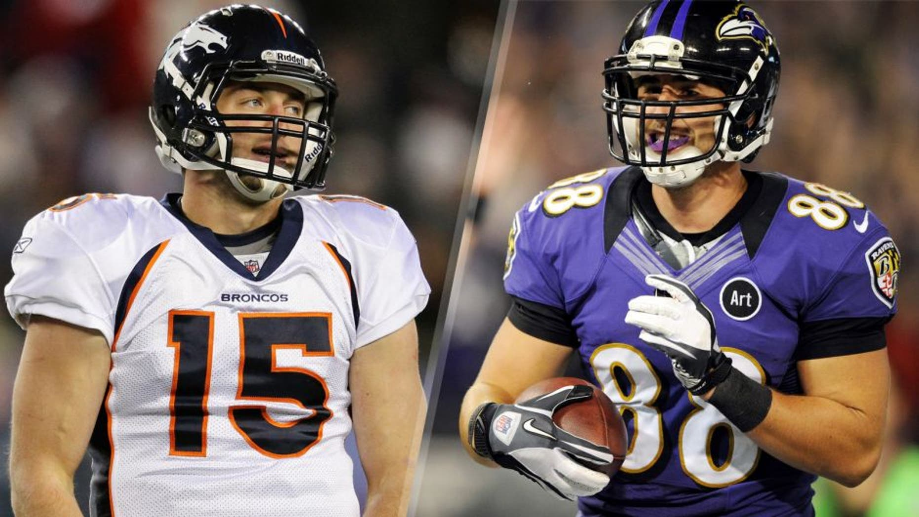 super popular 985d0 20fe1 The Ravens clearly won the Tim Tebow trade 6 years ago | Fox ...