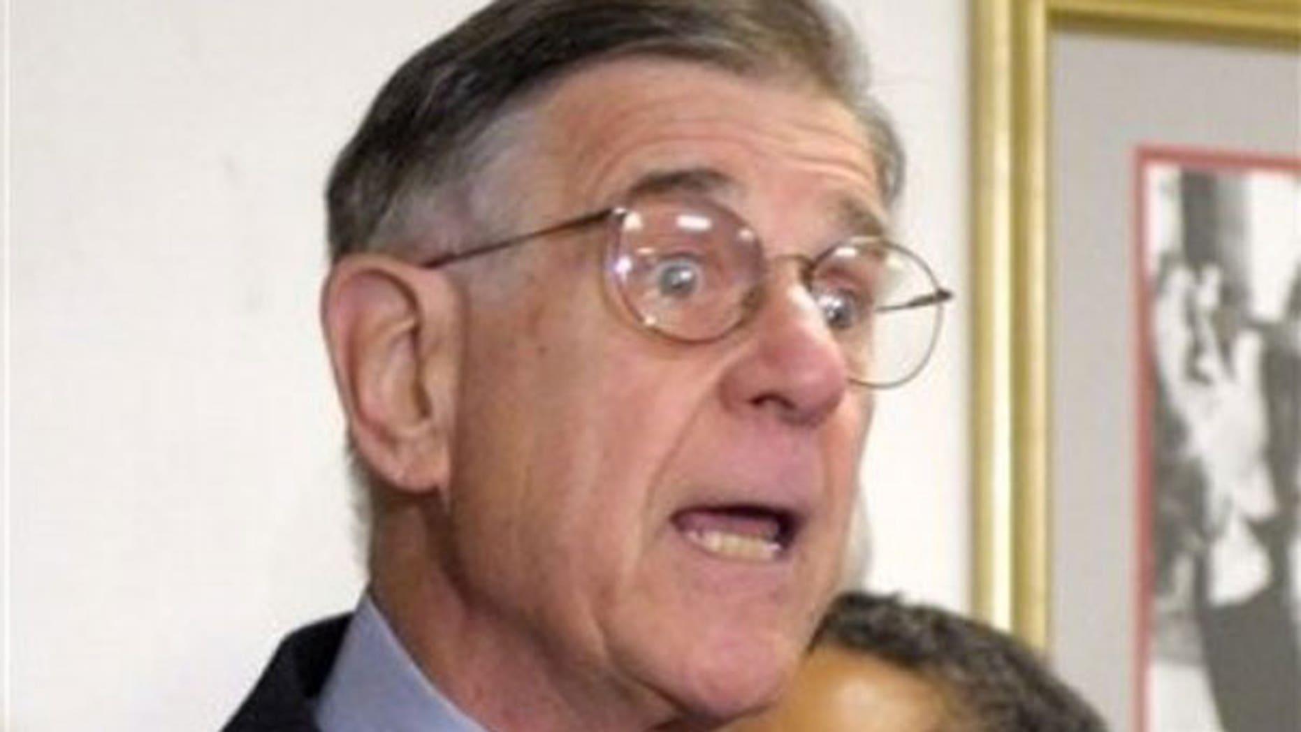 Rep. Pete Stark, D-Calif. (AP)