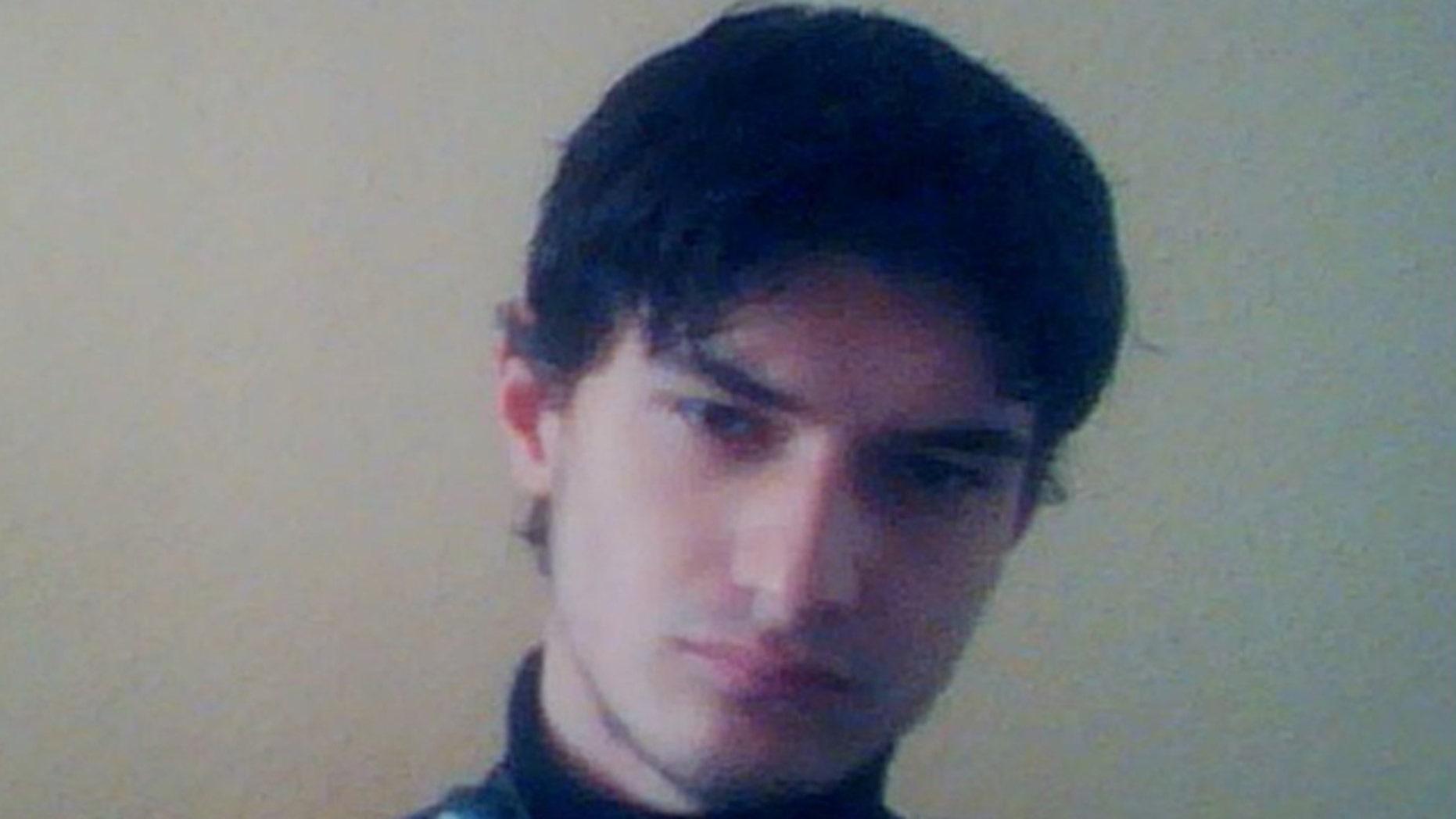 Photo of suspect Arif Uka.