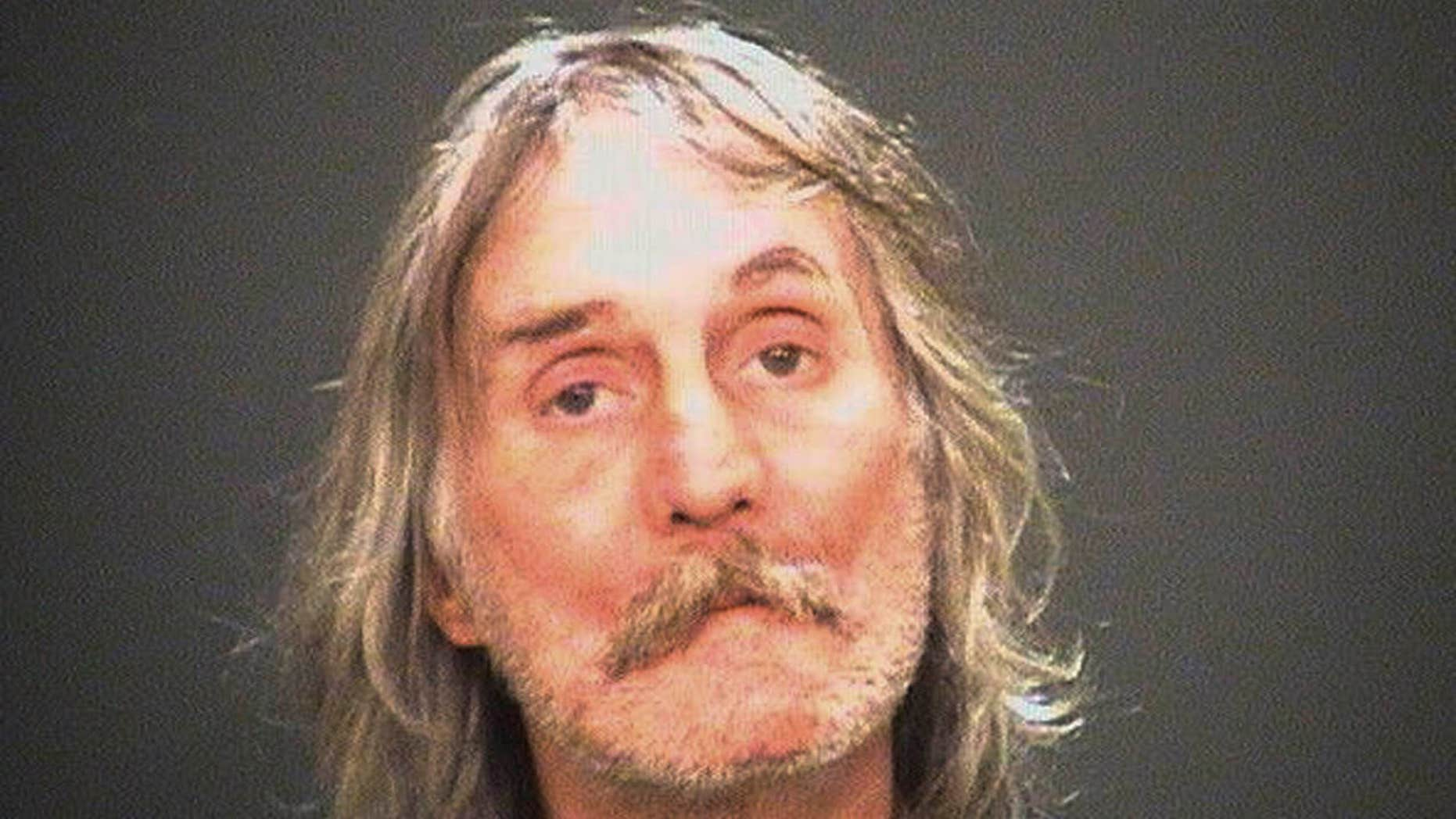 This undated photo provided by the Cuyahoga County prosecutors office shows David Spaulding.