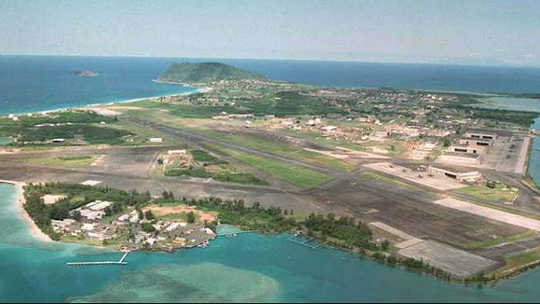 Marine Corps Base Hawaii