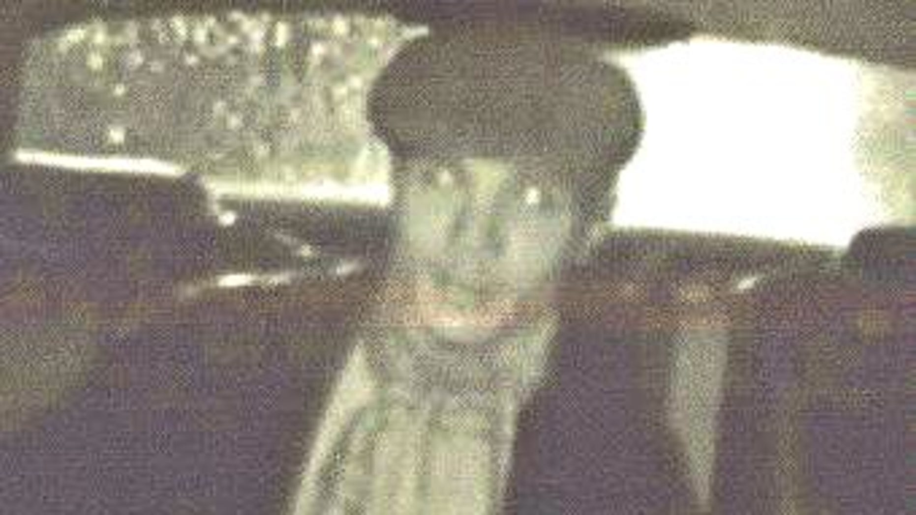 Suspect in savage attack on New York City cab driver shown in this photo released by the NYPD.