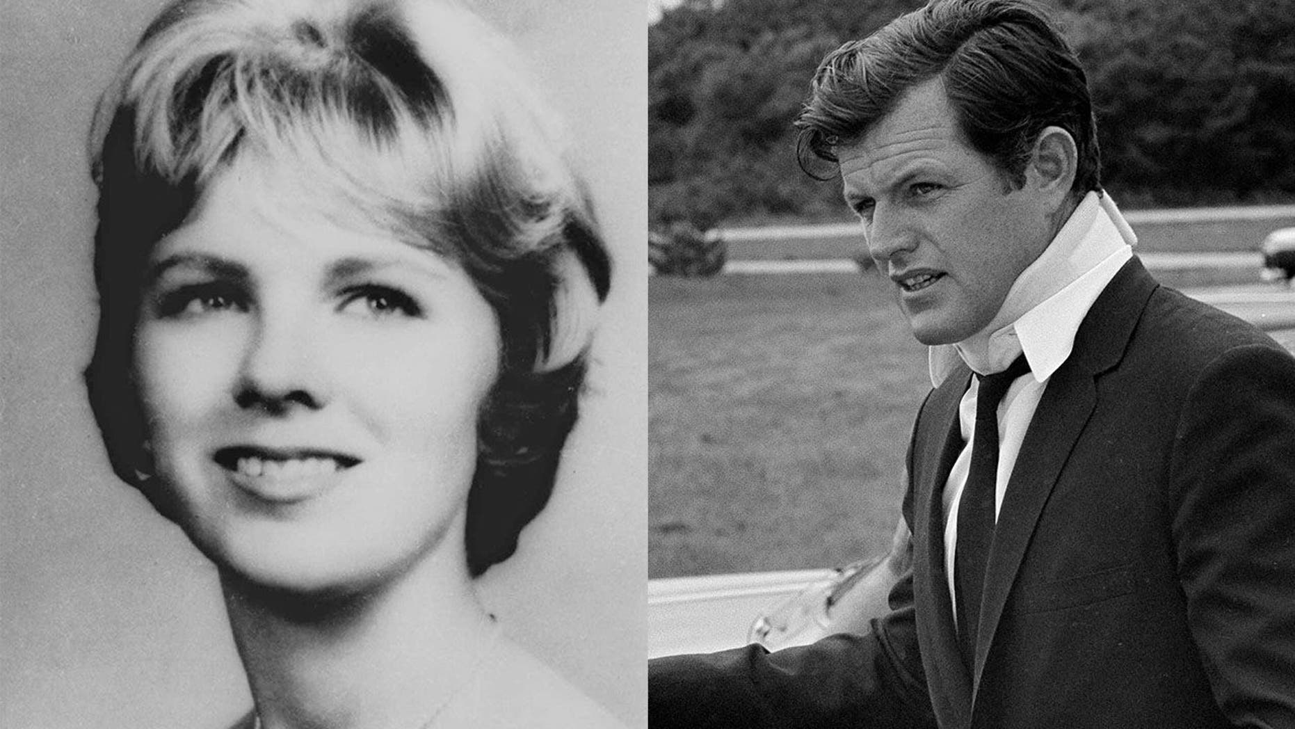 Mary Jo Kopechne and Sen. Ted Kennedy