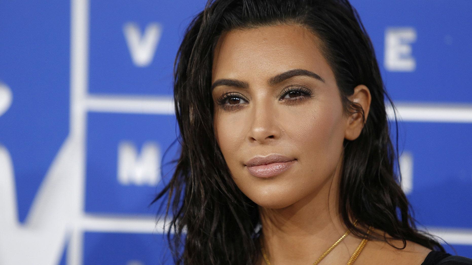 Reality TV star Kim Kardashian's Beverly Hills starter home is for sale