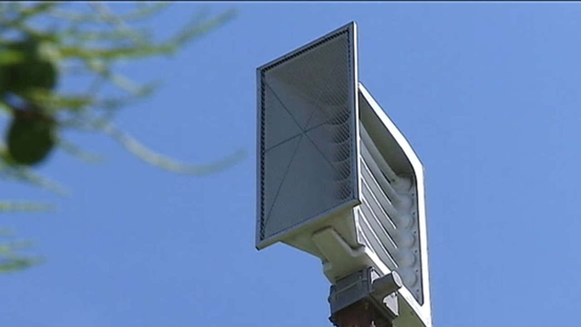 Hackers were responsible for tornado sirens sounding across Dallas Friday night, officials said.