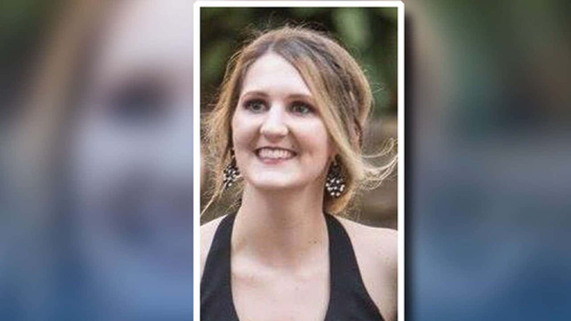 Authorities in Texas said Wednesday there were no signs of forced entry into a woman's garage apartment where she was found strangled to death in her bathroom.