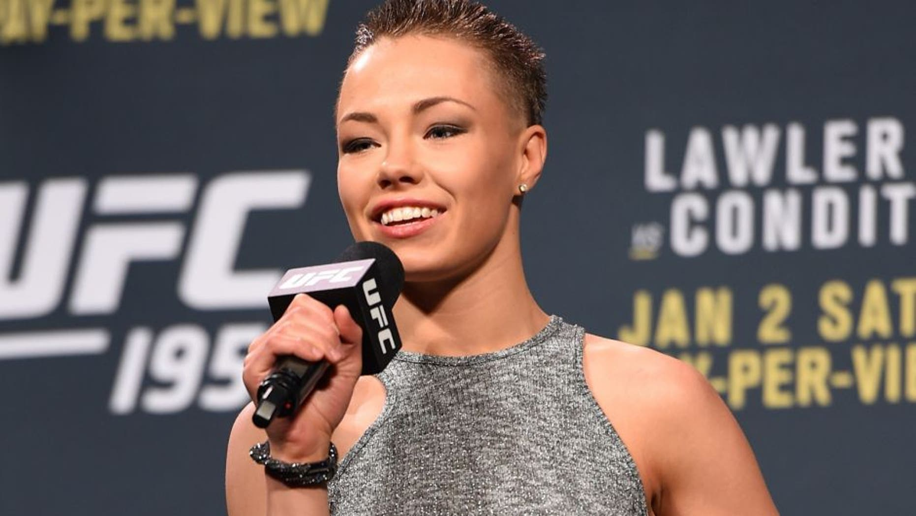rose namajunas - photo #5