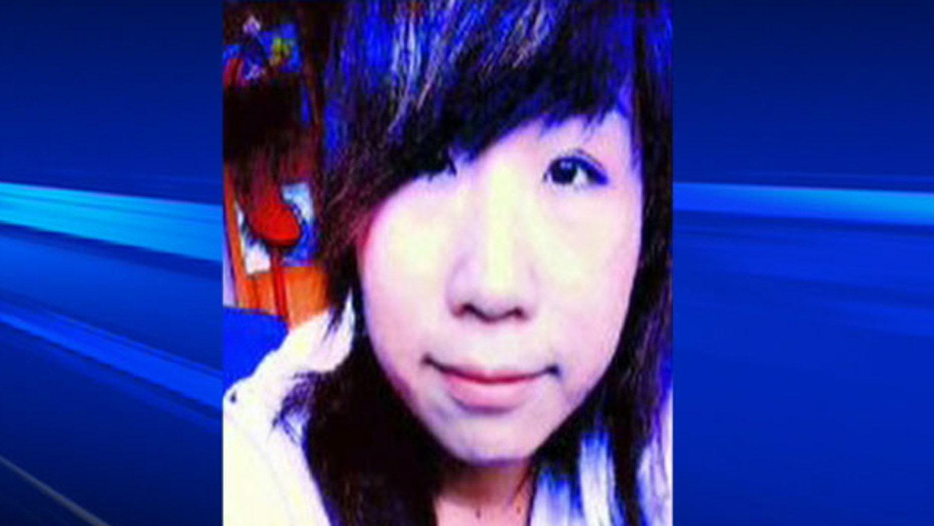 Undated photo of Qian Liu.