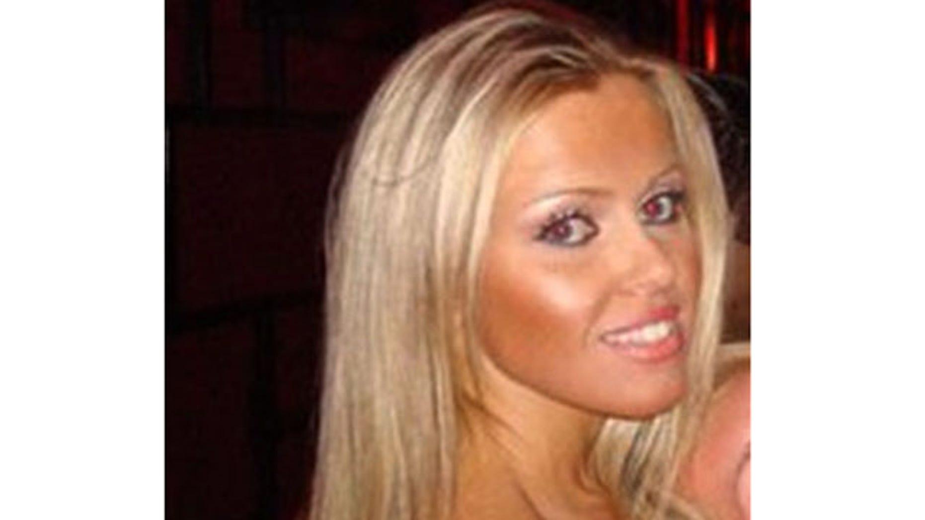 Undated photo of 27-year-old Larisa Prikhodko.