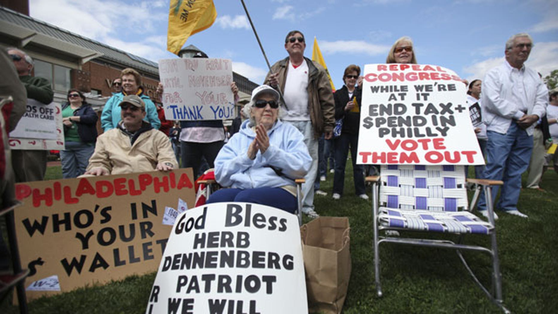 Fox News poll finds nearly one voter in six considers themselves part of the Tea Party movement